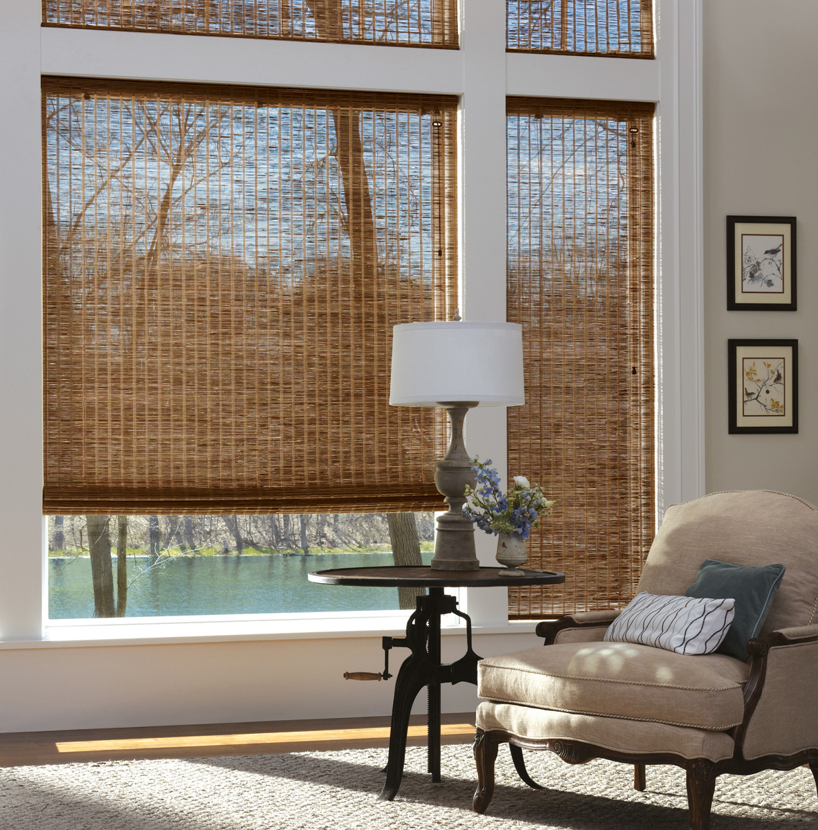 bamboo window blinds. Shop Bamboo Window Blinds